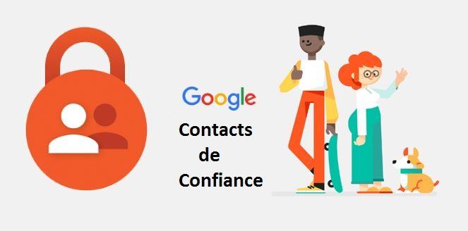 Google lance l'application « contacts de confiance » pour localiser ses proches en cas de danger