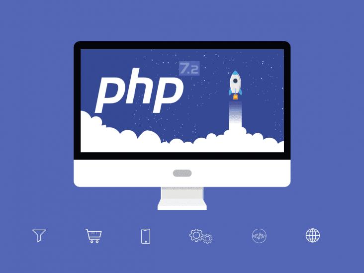 PHP 7.2 est disponible sur VALA